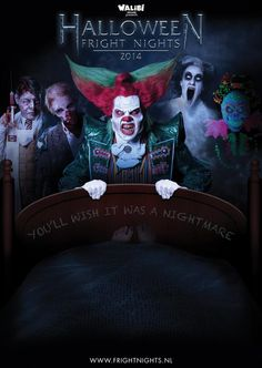 Halloween Fright Nights in Walibi geopend