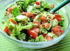 Sałatka Euforia - przepis ze Smaker.pl Potato Salad, Salsa, Potatoes, Ethnic Recipes, Food, Eten, Potato, Meals, Salsa Music