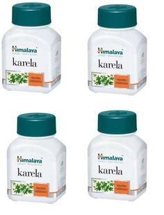 CHOOSE AND BUY ***Himalaya Herbal  Karela (Bitter Melon) 60 Capsules Free Ship…