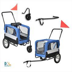 Tento praktický vozík za bicykel je navrhnutý pre prepravu Vášho domáceho miláčika alebo nákladu. Je vhodný pre prepravu menších psíkov, mačičiek alebo akéhokoľvek iného menšieho domáceho zvieratka. Pomocou prípojky je možné vozík pripojiť k zadnej oske bicykla alebo podľa potreby tlačiť či ťahať. Toys, Car, Activity Toys, Automobile, Clearance Toys, Gaming, Games, Autos, Toy