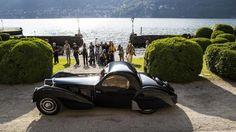 Fleuron de la production française des années 1930, la Bugatti 57 SC Atalante appartient à un collectionneur anglais.