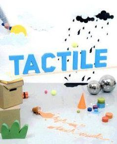 TACTILE Tactile targets young, progressive designers as well as professionals from the fields of #advertising, #architecture and interior #design. Because its topical content is compiled in a way that highlights the interesting multi-disciplinary interactions between the various works, Tactile also offers inspiration for creatives in fashion, lifestyle and art. #graphic #book