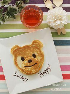 Bear's pancake