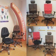"""FOTELE BIUROWE KULIK SYSTEM - FLAGOWY PRODUKT NASZEGO SKLEPU. Spotkanie z Producentem """"narodziło"""" nowe możliwości w dziedzinie ergonomii oraz nowości w naszym asortymencie. PRODUKT POLSKI - POLECAMY!"""
