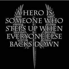 Image result for hero quote