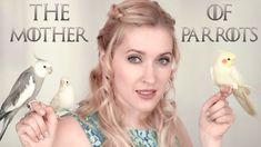 "Daenerys/Khaleesi makeup tutorial (Game of Thrones), or a natural ""no makeup"" look"