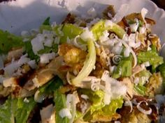 Proper Chicken Caesar Salad Recipe | Jamie Oliver | Food Network