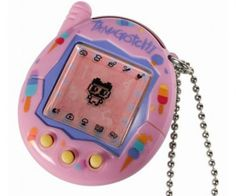 Tamagotchi  from Totally Awesome 90's Tech Toys