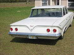 1961 Chevrolet Bel Air Maintenance of old vehicles: the material for new cogs/casters/gears/pads could be cast polyamide which I (Cast polyamide) can produce