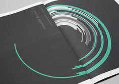 NUCLEUS #magazine #newsprint #information #grid #type #typography #info graphic #infographic