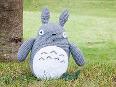 Mis PequiCosas: Paseando por el botánico... Totoro