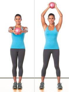 Only have 15 minutes? Then you have time for this cardio and strength-training routine from Gabrielle Reece.