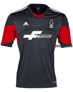 Nottingham Forest 2013/14 adidas Away Kit