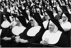 The Boston Globe featured this photo in 1960. It was nuns day at Fenway Park. We might need their help this year!