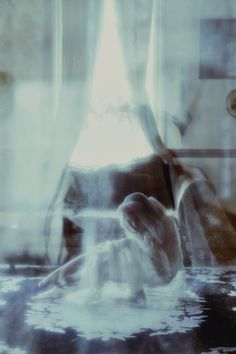 ☽ Dream Within a Dream ☾ Misty Blurred Art & Photography - Amber Ortolano shot for Alorika Magazine