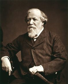 English poet and playwright Robert Browning was born on the 7 May 1812. His mastery of dramatic verse, especially dramatic monologues, made him one of the foremost Victorian poets.