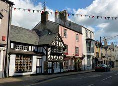 | Beaumaris High Street Life Moves Pretty Fast, Cymru, Welsh, Plays, Explore, Mansions, Street, House Styles, Travel