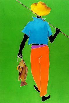 Skippin' Skool Artwork by Marjolein Scott-van der Hek