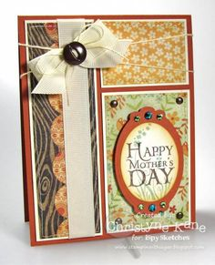 ISSC13 - Happy Mother's Day by Coconutmuffn - Cards and Paper Crafts at Splitcoaststampers