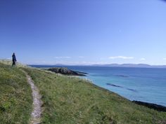 Above Cable Bay, Isle of Colonsay © Catriona Colonsay www.colonsayholidays.co.uk