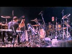 Godsmack - Drum Battle HD - Sully Erna vs Shannon Larkin - Batalla De Los Tambores (HD).flv