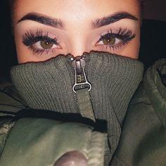 ☻ #beauty #eyes #eyebrows
