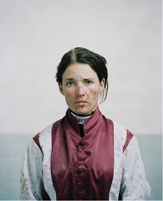 Falmouth photography graduate Spencer Murphy has won the Taylor Wessing Photographic Portrait Prize.The award was presented to Spencer yesterday evening at the National Portrait Gallery – where his portrait of the jockey Katie Walsh will be on sh British Journal Of Photography, World Photography, Portrait Photography, Photography Articles, Color Photography, Amazing Photography, Magnum Opus, Photography Exhibition, Photography Awards