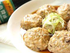香菇菜肉丸子