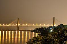 Puente Rosario - Victoria, Rosario, Argentina