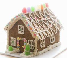 Little Vegan Gingerbread House kit!