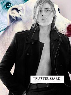 Tru Trussardi Fall/Winter 2013 Campaign