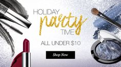 Holiday Party Time. Shop now for deals under $10. Go to www.youravon.com/shopwithtg