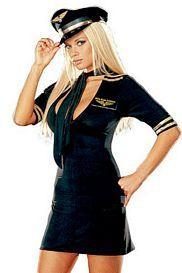 Sexy Pilot Costumes | Adult Halloween Flight Attendants
