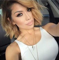 20+ Ombre Hair Colour For Brief Hair | Hairstyles