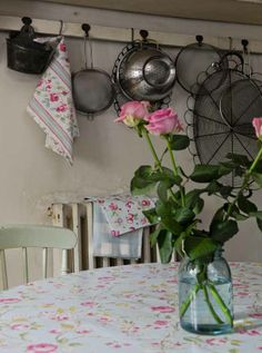 Kitchen Table - textile from Dotty Brown