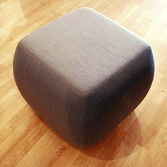 Glide Ottoman now featured on Fab.