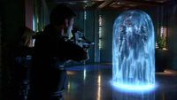 Stargate Atlantis First Contact | SGCommand | invaders infiltrate the city