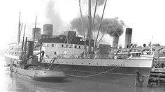 Rangitira - After going aground in Tory Channel. New Zealand, Boats, Channel, Ships, Ocean, History, Classic, Derby, Historia
