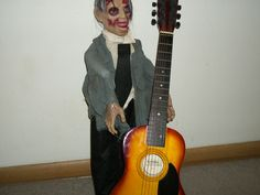 Beach Party Zombies (my band) mascot