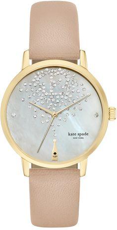[ケイト・スペード ニューヨーク]kate spade new york 腕時計 METRO KSW1015 レディース 【正規輸入品】
