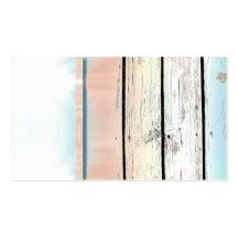Mystical Vision Pattern Colorful Business Cards