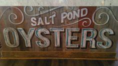 Vintage Oyster Sign diy-006