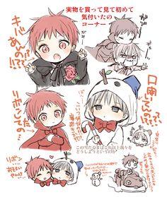 akashi & mayuzumi