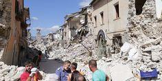 Los Testigos ofrecen consuelo después del terremoto en Italia