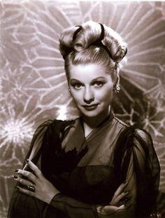 Lucille Ball, 1940s