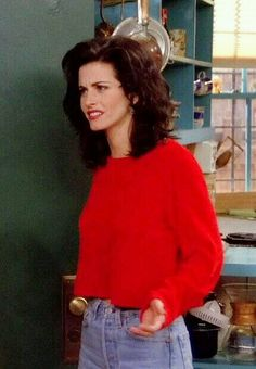 316d85a76c983 Friends Tv, 90s Fashion, Monica Gellar, Casual Outfits, Cute Outfits,  Courtney