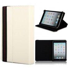 Capa Tablet 7 Polegadas - Função Stand com Fecho - Branco  9,99 €