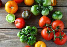 Die Tomate – das gesunde Fruchtgemüse. #tomate #tomato #frucht #fruit #gemüse #vegetables #foodfact #great #food #info #information #tipp #trick #mahlzeitösterreich
