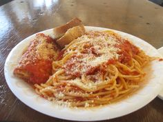 Europe:  Italian food would be welcome by all!