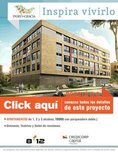 #NOVOCLICK esta con el proyecto #PaseoDeGracias #812 inspira vivirlo
